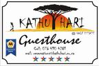 Kathuhari Guesthouse 5-star hospitality in the Northern Cape via CemAir