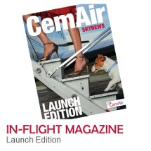CemAir SkyNews Launch