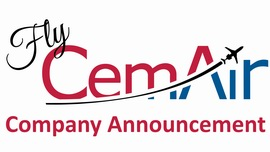 PRESS RELEASE - CEMAIR AIRCRAFT OPERATING CERTIFICATES RENEWED