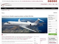 South Africa's CemAir acquires sixteen ex-Delta CRJ100s